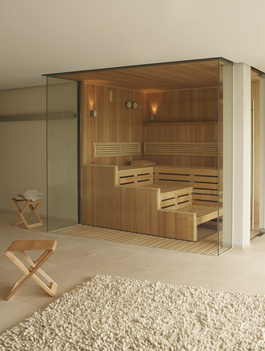 Sauna In The Home 17 Outstanding Ideas That Everyone Need: Sauna-modellen-elementsaunas-premium