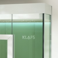 D12 glazen stoombad glaselement