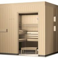 Constructie-sauna-op-maat-KLAFS-hout-tekening